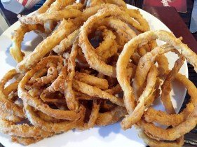 Onion Rings at Skipper