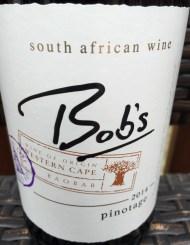 Bob's Pinotage