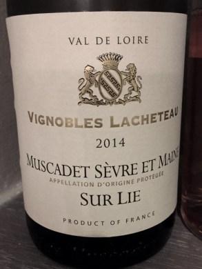 Vignobles Lacheteau Muscadet Sèvre et Maine