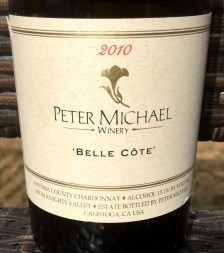 Belle Côte Chardonnay Sonoma County