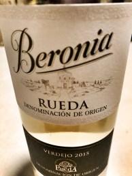 Bodegas Beronia Rueda