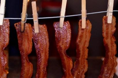 Bacon at Killer B
