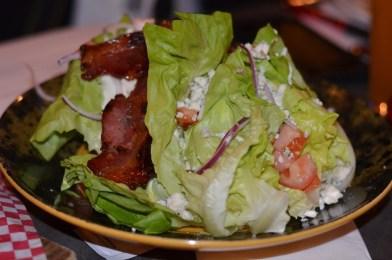 Wedge Salad at Killer B