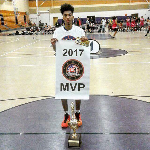 Jalen Brown 2021 8th grade Phenom Headed to East High School.