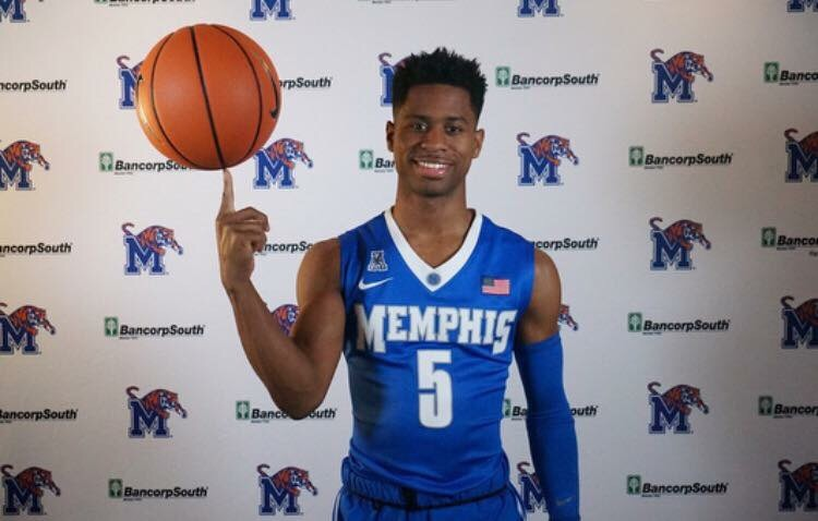 Four-star guard Tyler Harris' completes official visit at Memphis, a trio of highly rated prospects will visit the Tigers, Ryan Boyce will announce his college choice on Friday