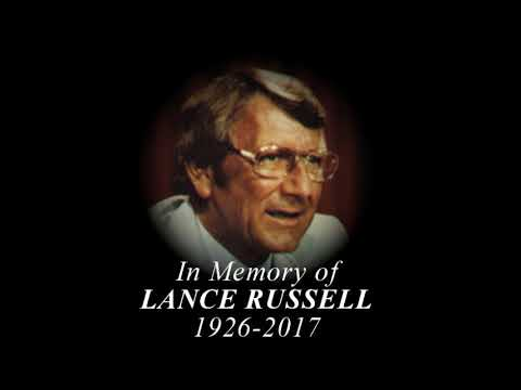 TalkBackLive Podcast: Lance Russell Tribute Feat Bill Dundee