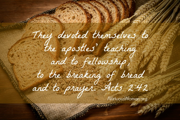 to-the-breaking-of-bread-and-to-prayer