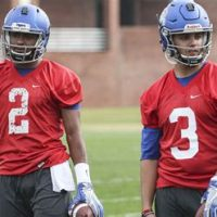 """As the Pigskin Turns...."" A Memphis Tigers QB Drama Story"