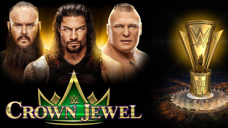 WWE And The Crown Jewel Problem