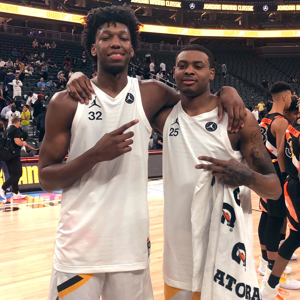 Memphis Tigers recruiting takes center stage at the Jordan Brand Classic.