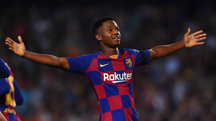 FC Barcelona News Roundup - Ansu Fati Dilemma - Spanish Passport