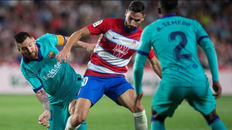 Granada vs FC Barcelona - Lionel Messi- LaLiga 2019-20