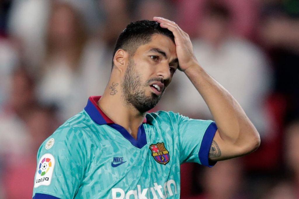 Granada vs FC Barcelona - Luis Suarez - LaLiga 2019-20