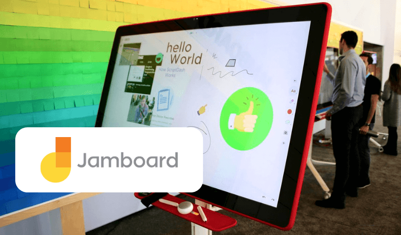 What is Google Jamboard and How to Use it?