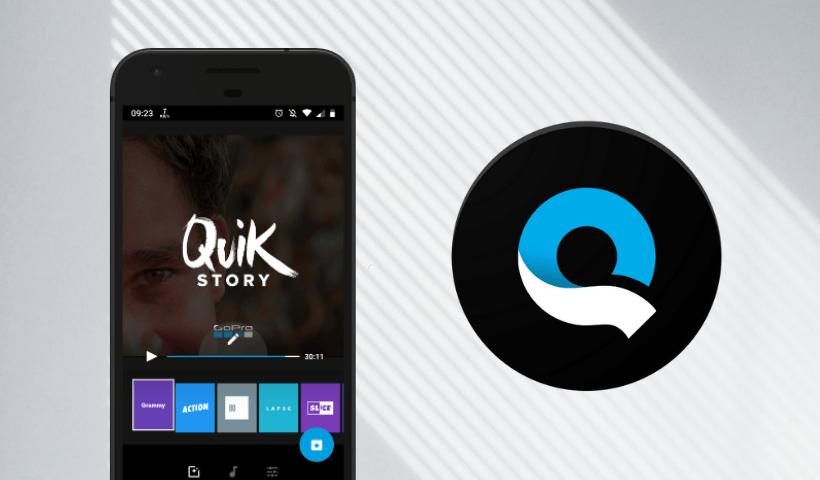 Quik  -   10 Aplikasi Edit Video Terbaik untuk Smartphone 2019