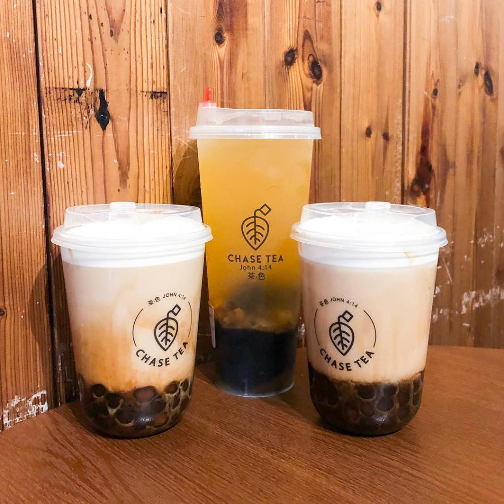 is bubble tea vegan