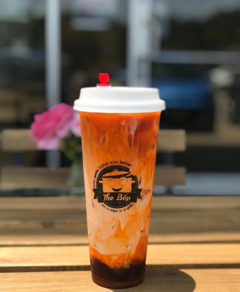 Authentic Thai tea from The Bep