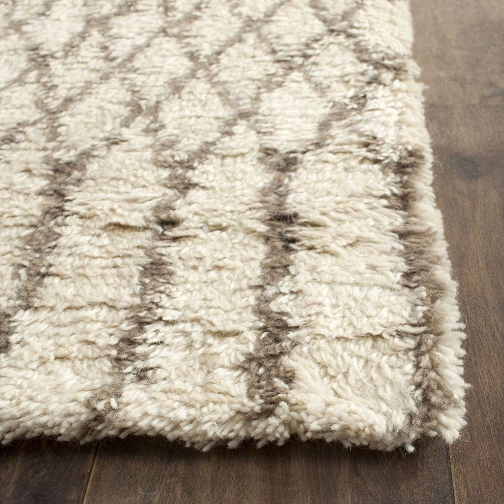 Premium Wool & Cotton Rug