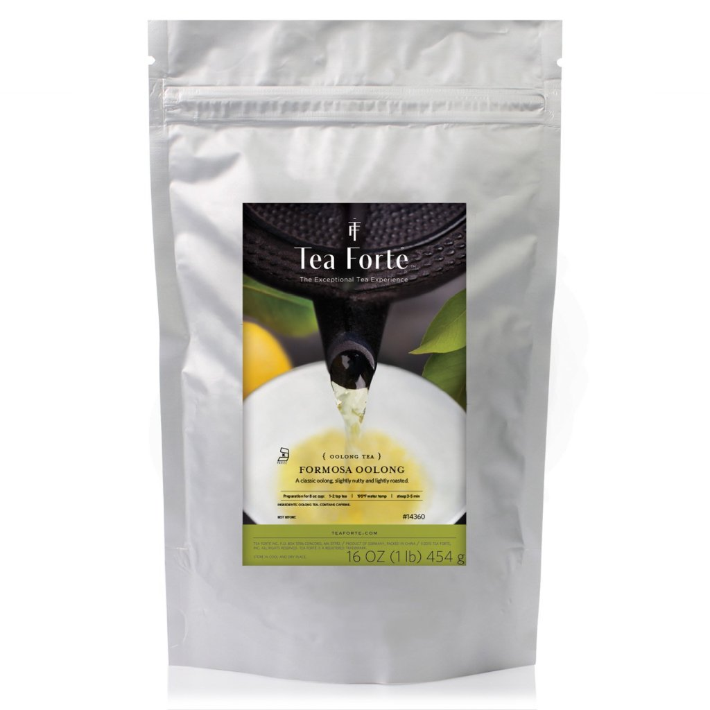 Tea Forte Oolong