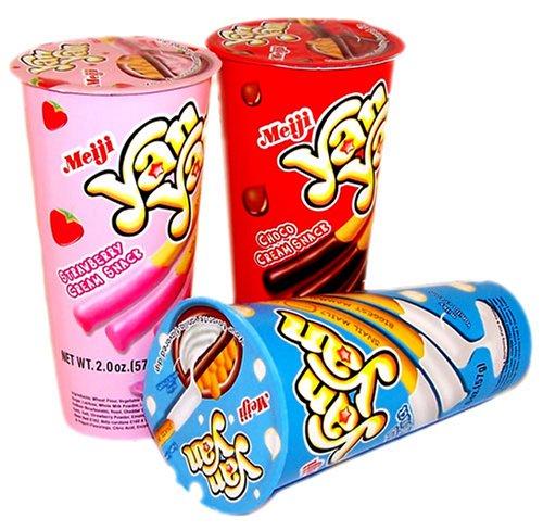 Assorted Yan Yan Flavors