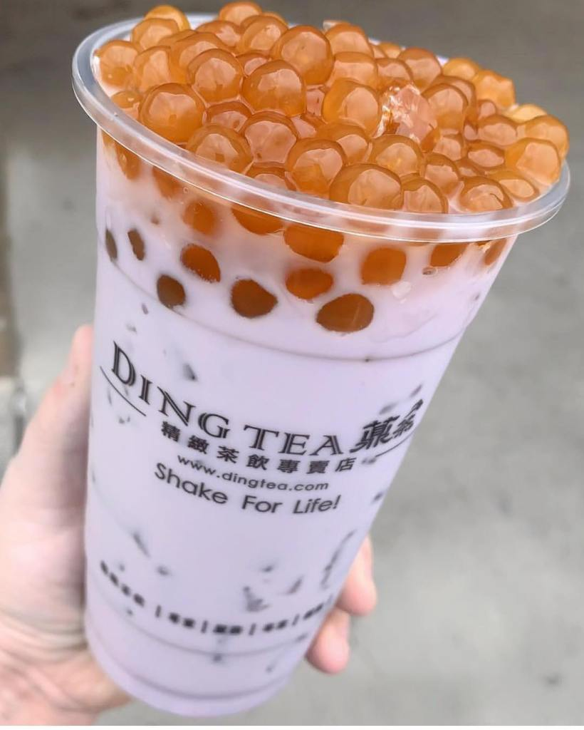 Best Boba Places in Washington