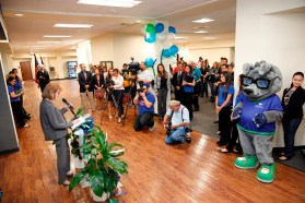 GECU branch grand opening at El Paso Community College's Valle Verde Campus, Wednesday, April 26, 2017, in El Paso, Texas. Photo by Ivan Pierre Aguirre/GECU