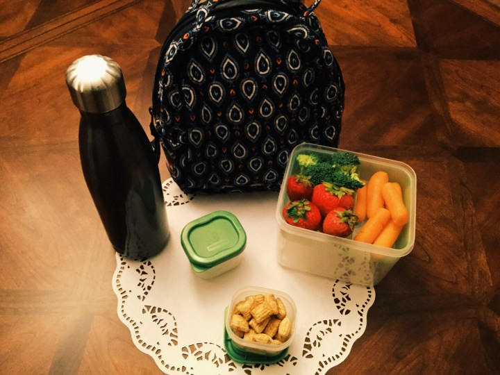 Back-to-School LUNCH PACKING!