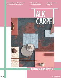 Talk Carpet Magazine issue 1