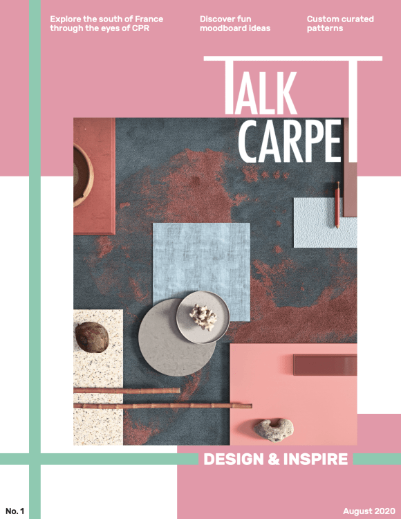 Talk Carpet Magazine issue 1