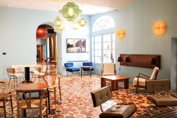 artist jorge pardo hotel, Artist Jorge Pardo designs hotel L'Arlatan