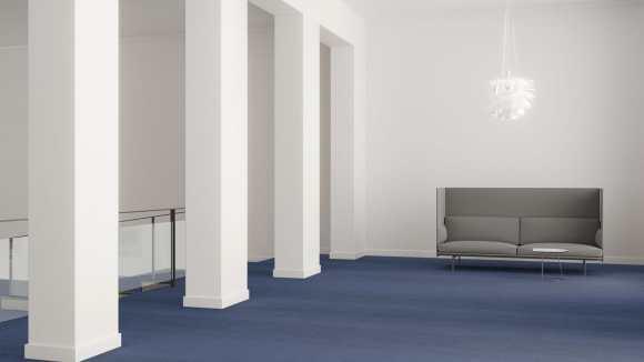 Ege Carpets Melange Stripe RECOLORED - RF52953726
