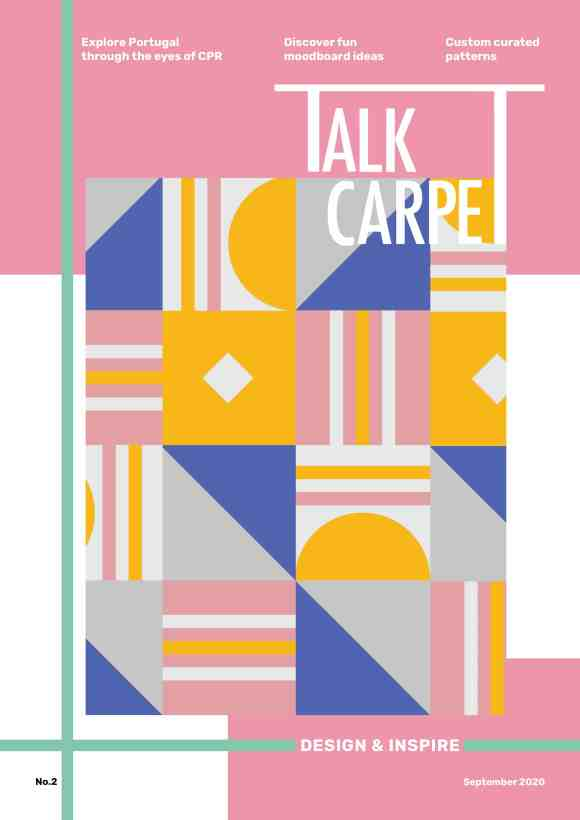 interior design magazine, Talk Carpet Blog