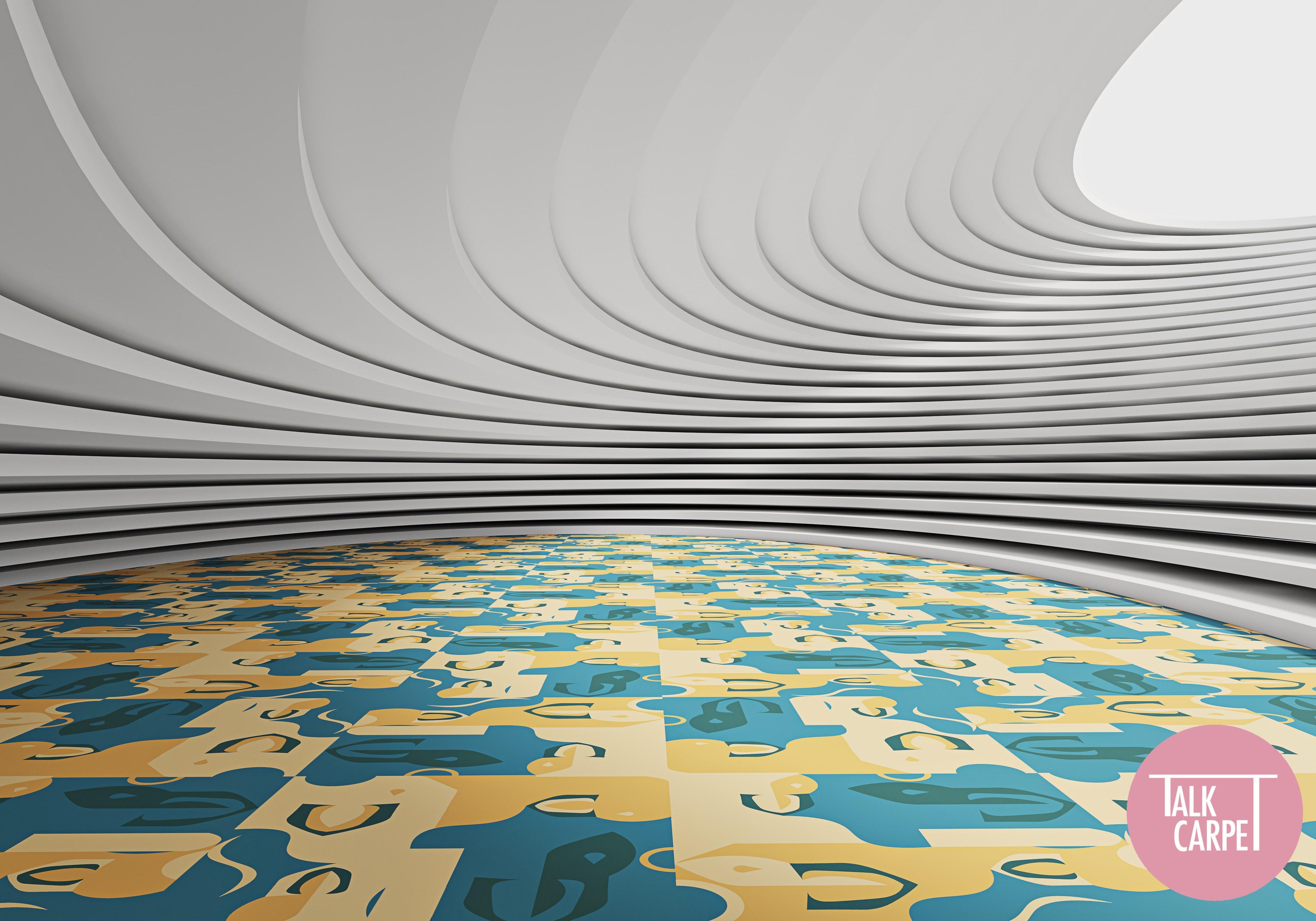 Talk Carpet pedrera carpet
