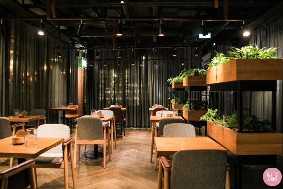 bring the outdoors inside, Two Stockholm hotels that bring the outdoors inside