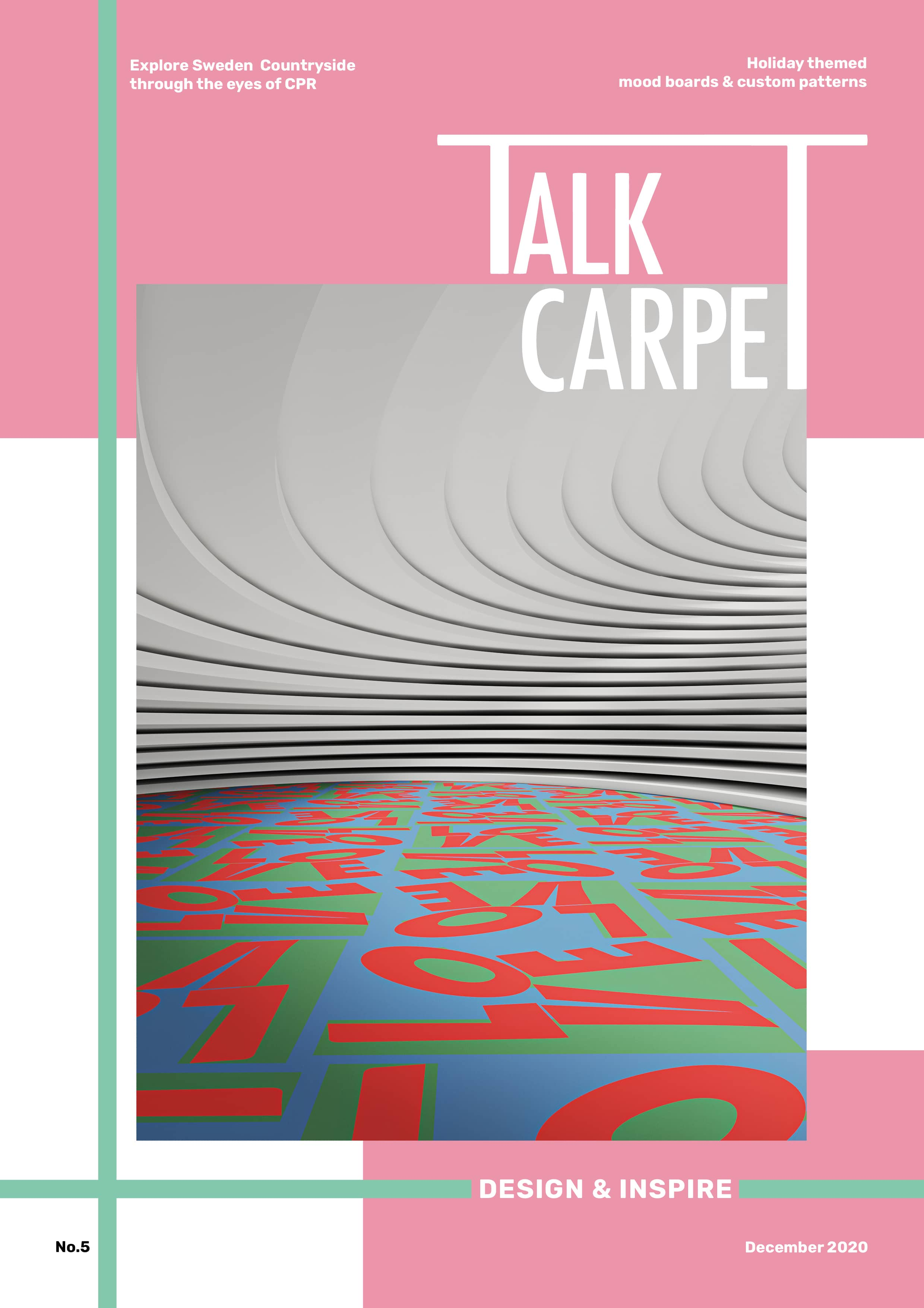 , Talk Carpet Magazine archive
