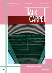 talk carpet magazine, Issue 1: South of France