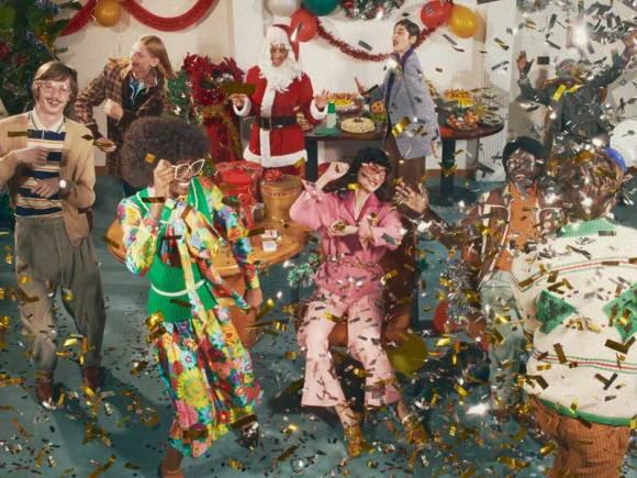 confetti carpet, The 2020 Gucci Holiday Campaign inspired us to create a confetti carpet design