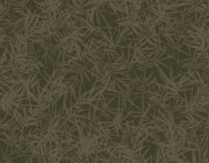 graphic bamboo  green