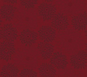 flower symphony  red