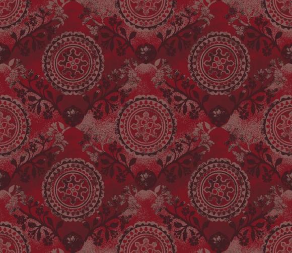 calcutta  red