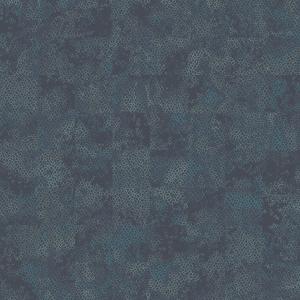 tangle  blue