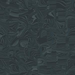 glass distortion  dark blue