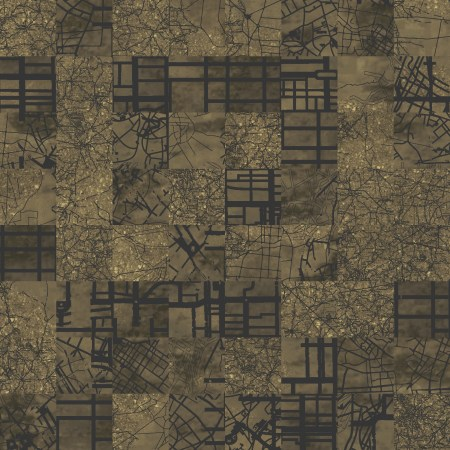 aerial map  golden