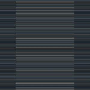 madras stripe corridor 195 cm  blue