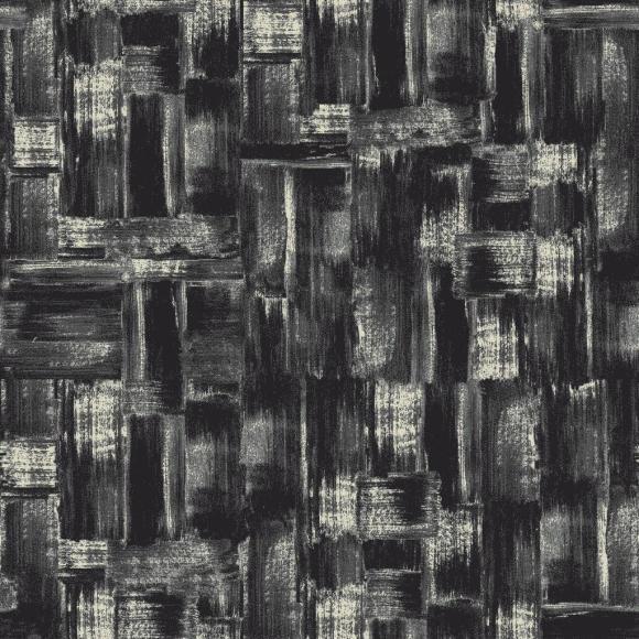 brush strokes black