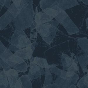 paper silk blue