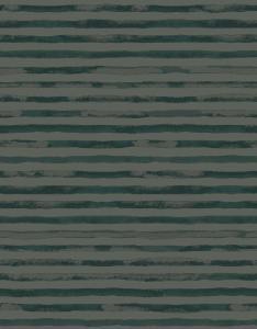 watercolour stripe  green