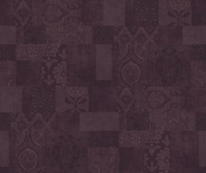 patchwork purple