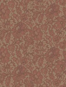 silk lace  rose