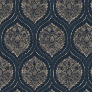 tulip lattice  blue